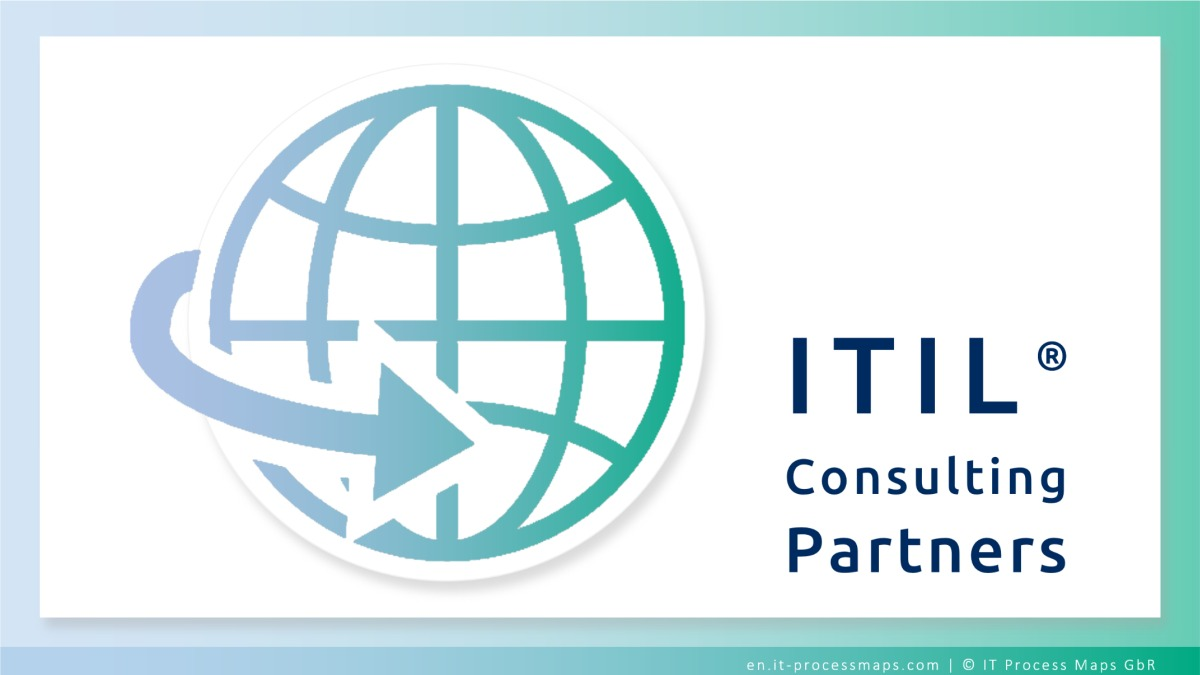 ITIL Process Map qualified consulting partners